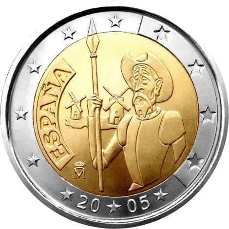 Monuments sur les pièces d'Euro  E282ac16