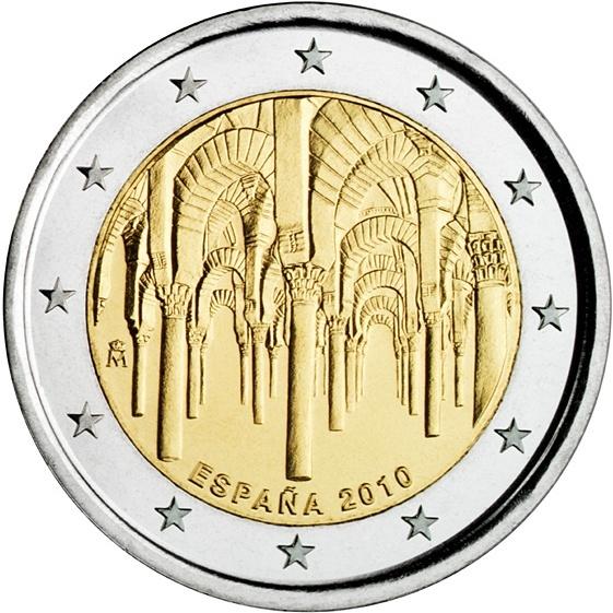 Monuments sur les pièces d'Euro  E282ac17