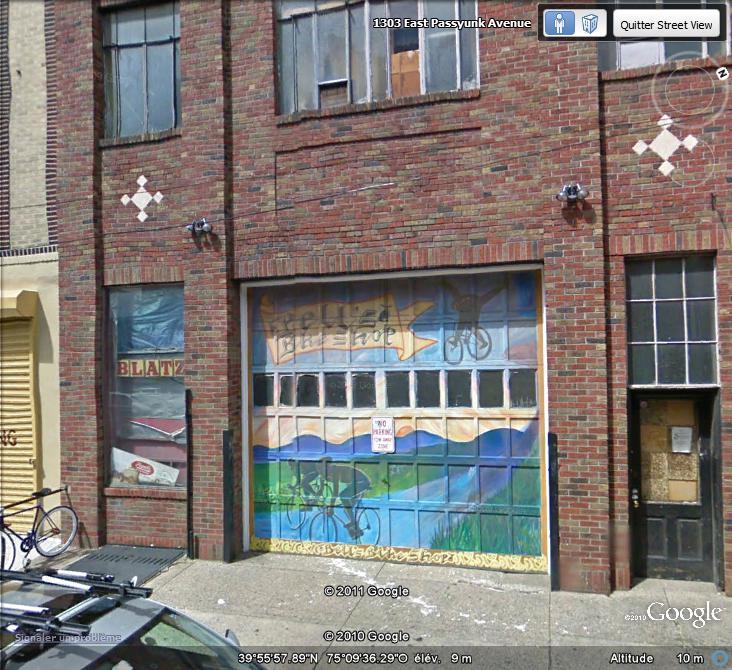 STREETVIEW : les fresques murales de Philadelphie  - Page 5 Facade16