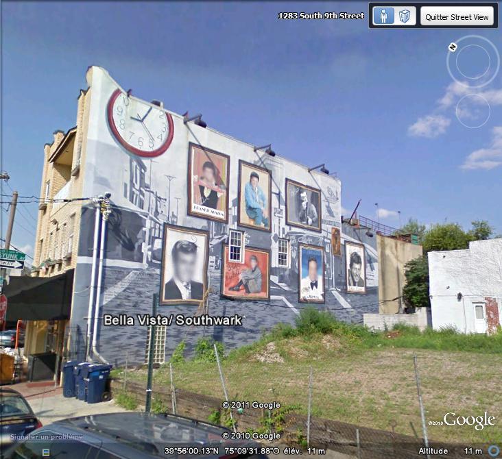 STREETVIEW : les fresques murales de Philadelphie  - Page 5 Facade18