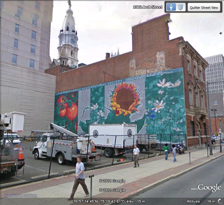 STREETVIEW : les fresques murales de Philadelphie  - Page 6 Facade27
