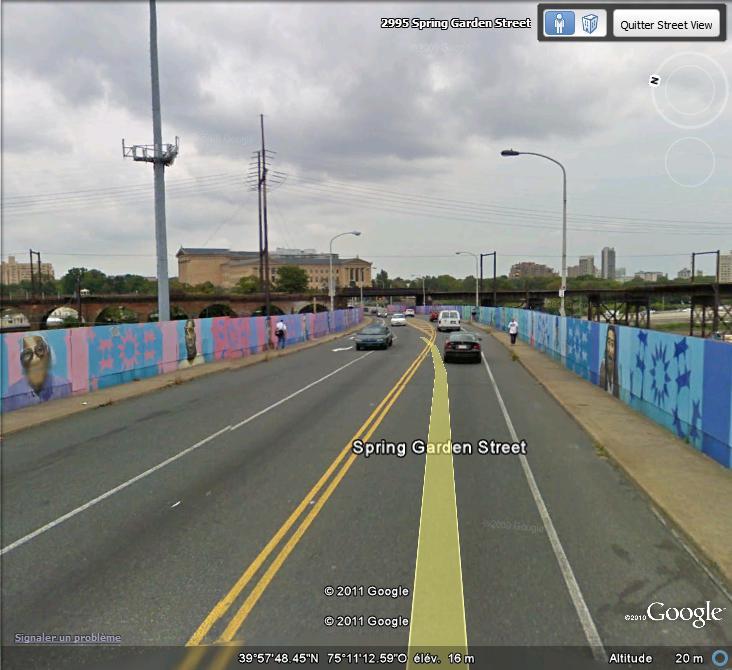 STREETVIEW : les fresques murales de Philadelphie  - Page 6 Facade29