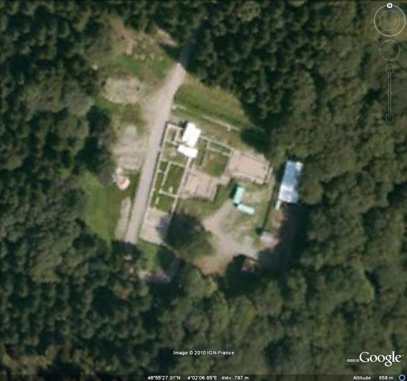Antiquités romaines sous l'oeil de Google Earth Fouill10