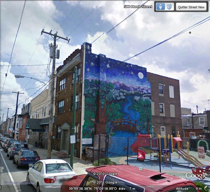 STREETVIEW : les fresques murales de Philadelphie  - Page 4 Fresqu13