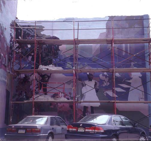 STREETVIEW : les fresques murales de Philadelphie  - Page 6 Histo110
