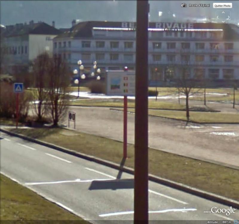 STREET VIEW : les panneaux de jumelage Jumela10