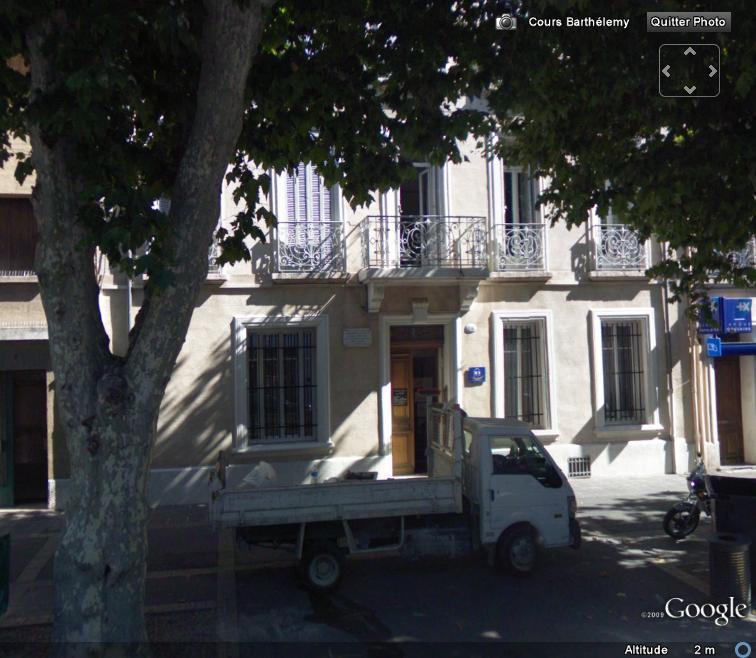 """Maisons natales des """"grandes figures"""" repérées dans Google Earth - Page 3 Maison12"""