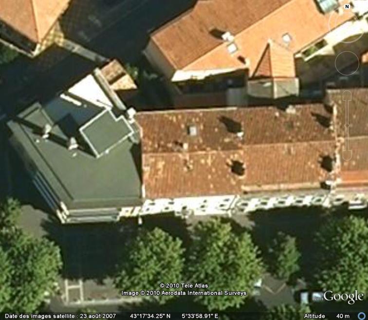 """Maisons natales des """"grandes figures"""" repérées dans Google Earth - Page 3 Maison13"""