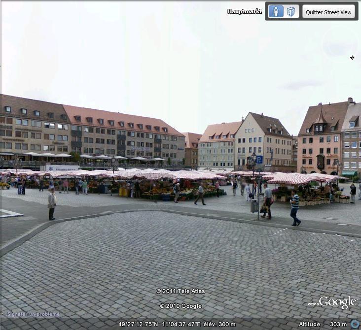 STREET VIEW : les scènes de marchés et brocantes Marcha10