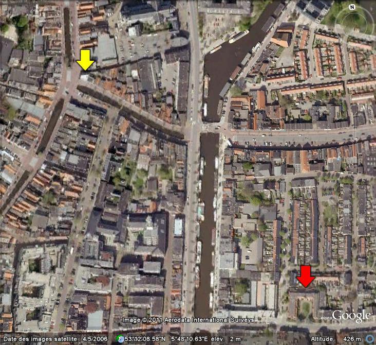 STREET VIEW : les maisons art nouveau  Nouvea15