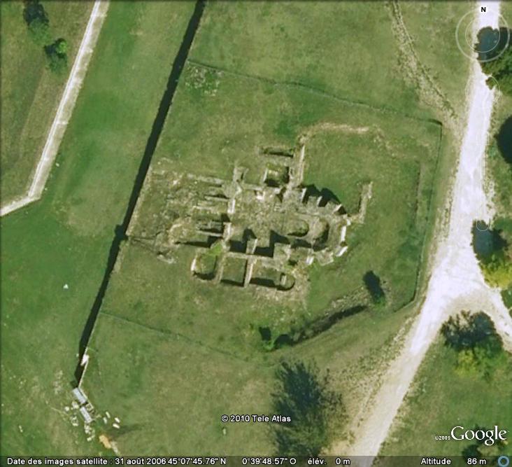 Ruines d'édifices religieux Ruines12