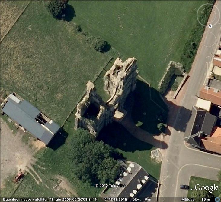 Ruines d'édifices religieux Ruines15