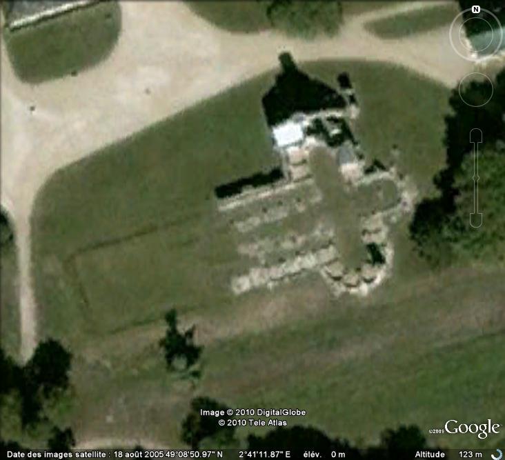 Ruines d'édifices religieux Ruines20