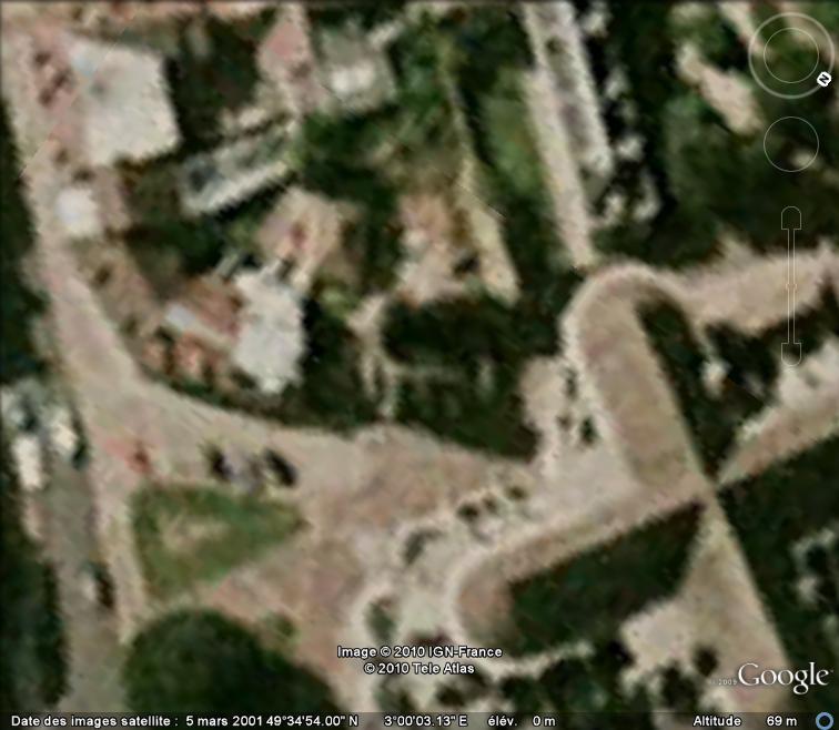Ruines d'édifices religieux Ruines24