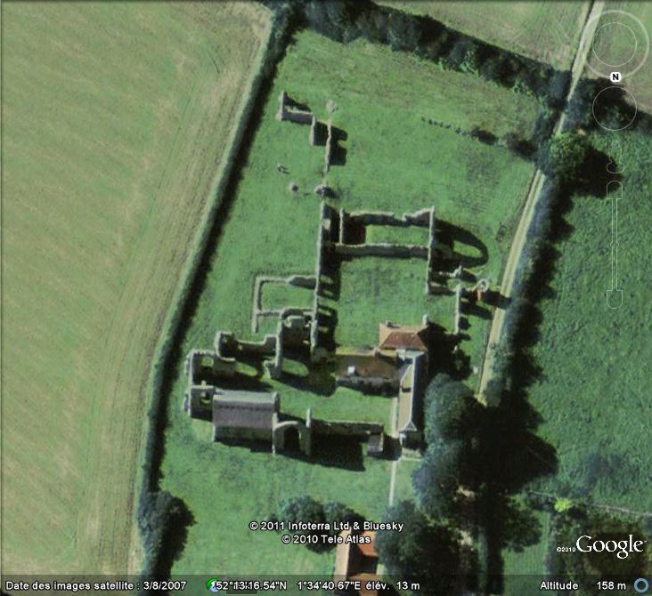 Ruines d'édifices religieux - Page 6 Ruines54