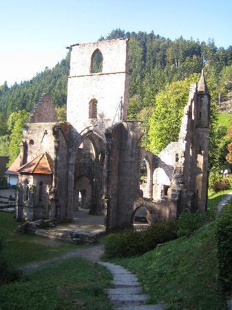 Ruines d'édifices religieux Ruins-10