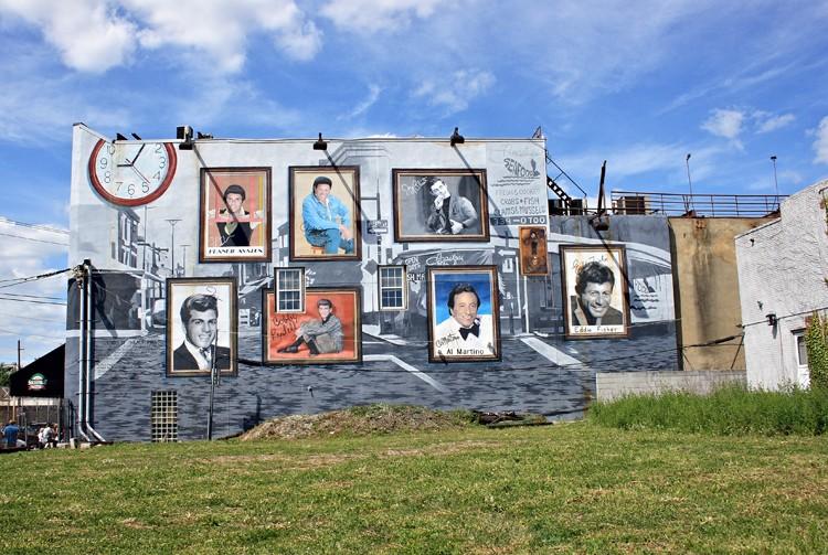 STREETVIEW : les fresques murales de Philadelphie  - Page 5 Sounds10