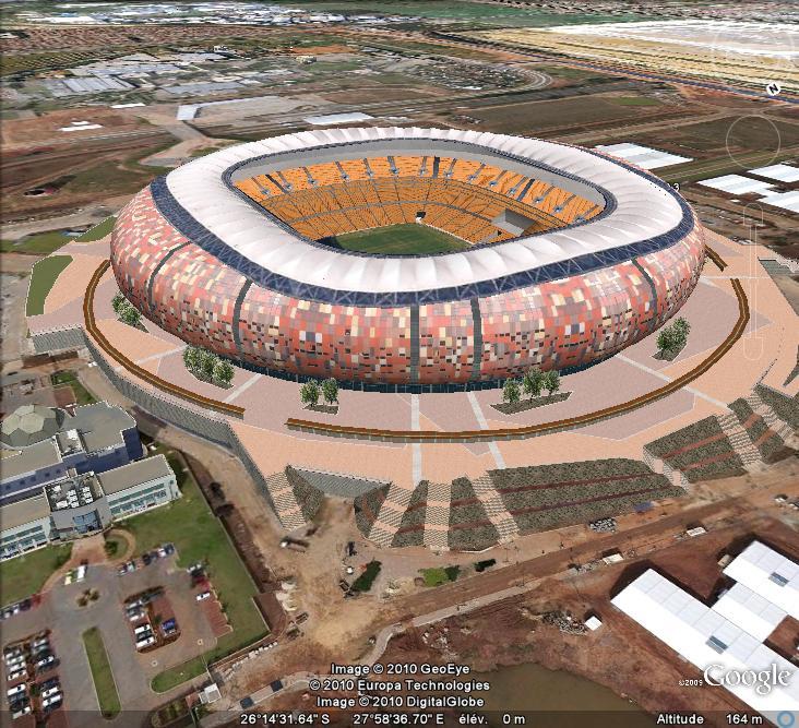 STADES COUPE DU MONDE Afrique du Sud 2010 Stade_10