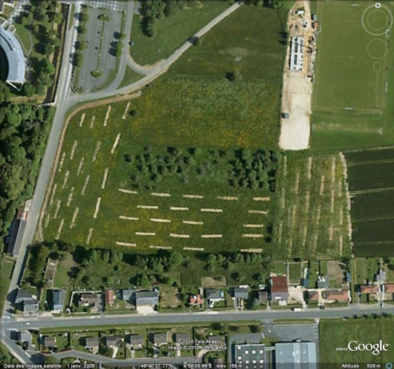 Les sondages archéologiques vus avec Google Earth - Page 3 Trou12