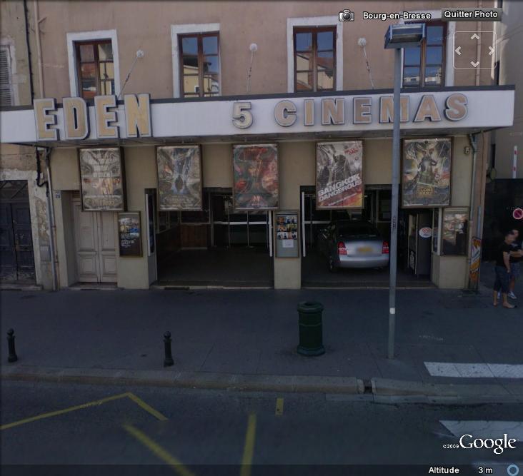 STREET VIEW : voiture bélier ? Bourg-en-Bresse Voitur10