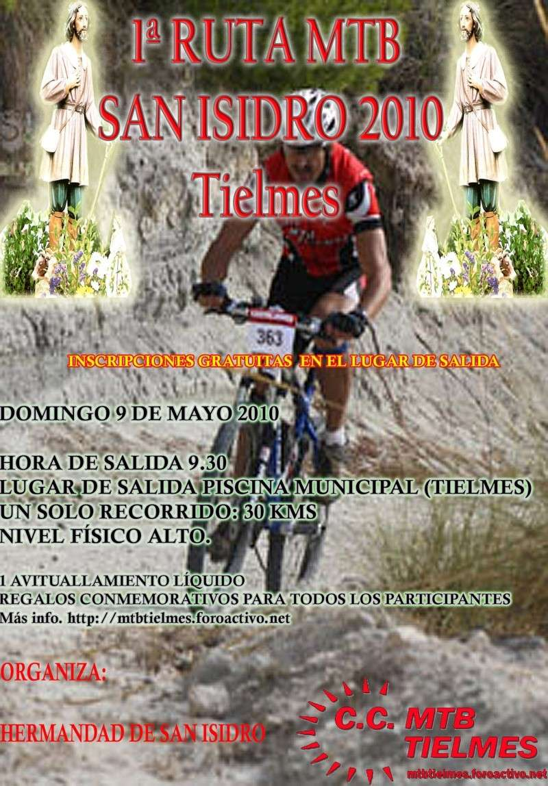 cartel ruta San Isidro Cartel12