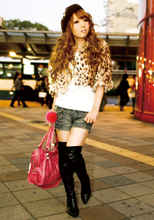[post pics] non-model gyaru's Picspa17