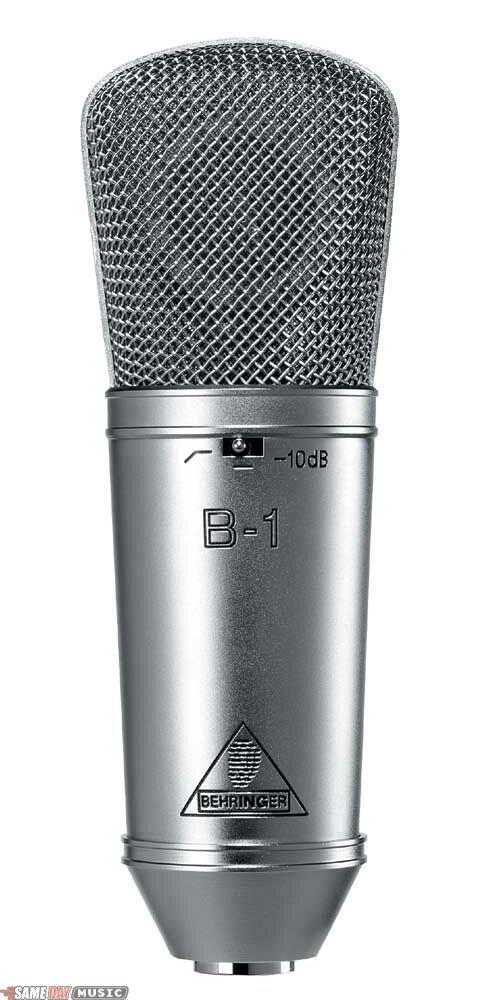 Vend micro de studio Beringher B-1 neuf B-1_bi10