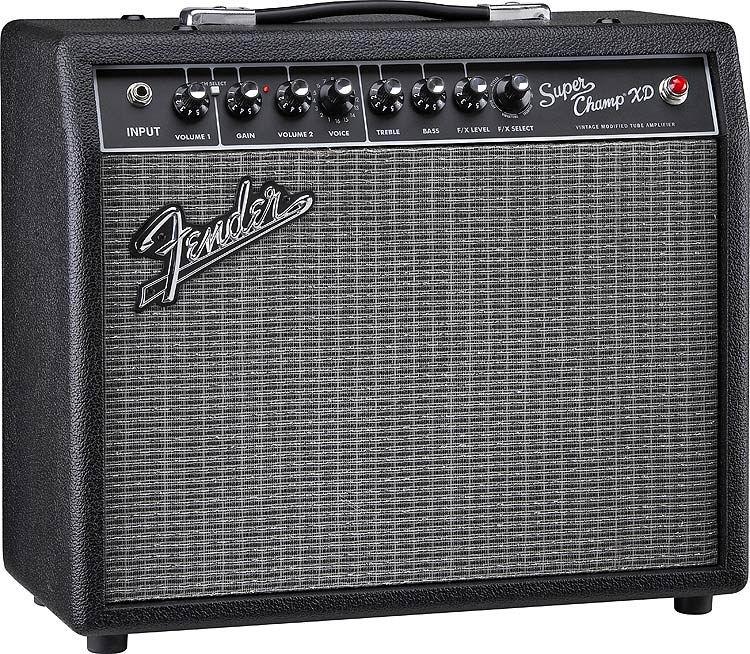 test ampli Fender Super Champ XD Fender14