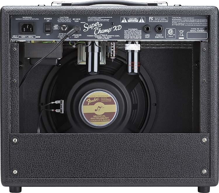 test ampli Fender Super Champ XD Superc10