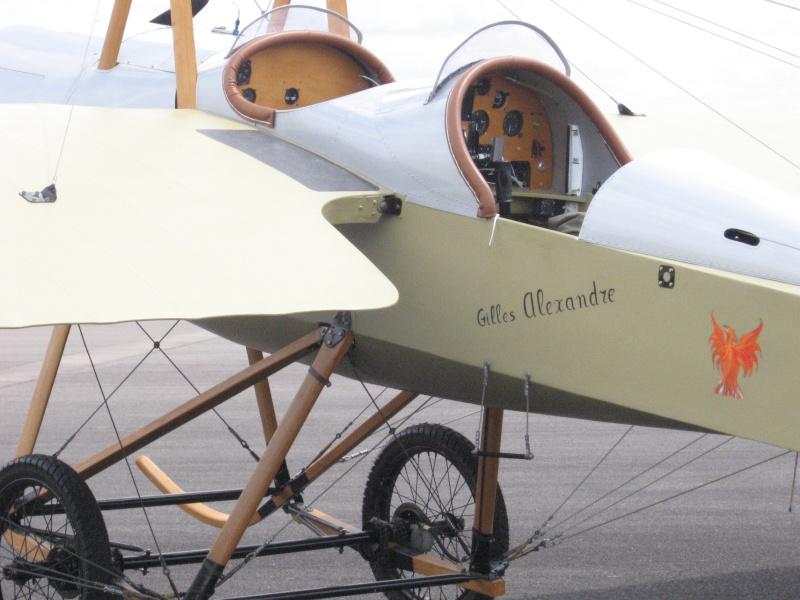 Une journée à l'aérodrome du Mans - LFRM Img_3610