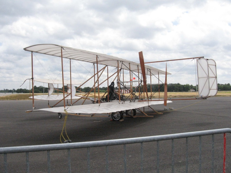 Une journée à l'aérodrome du Mans - LFRM Img_3613
