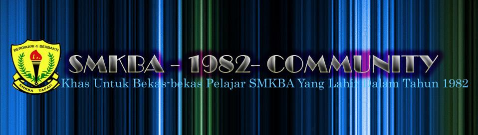 SMKBA 1982 Community