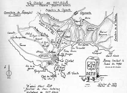 LA CIOTAT, HISTOIRE & ORIGINE. 07_7210