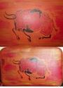 Techniques peintures rupestres... - Page 2 Valise11