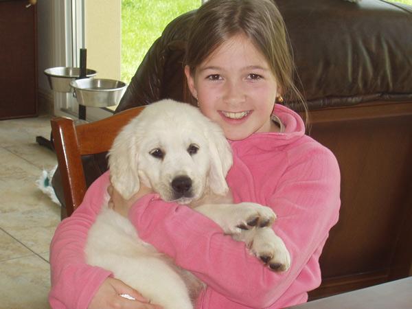 Moi et ma chienne Olympie Aezhen10