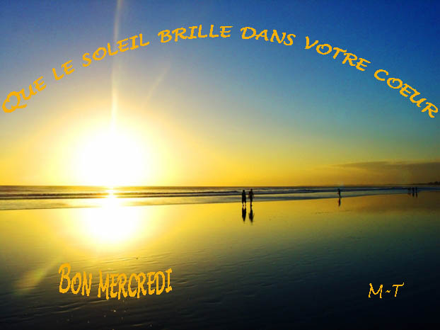 Bon mecredi Soleil10