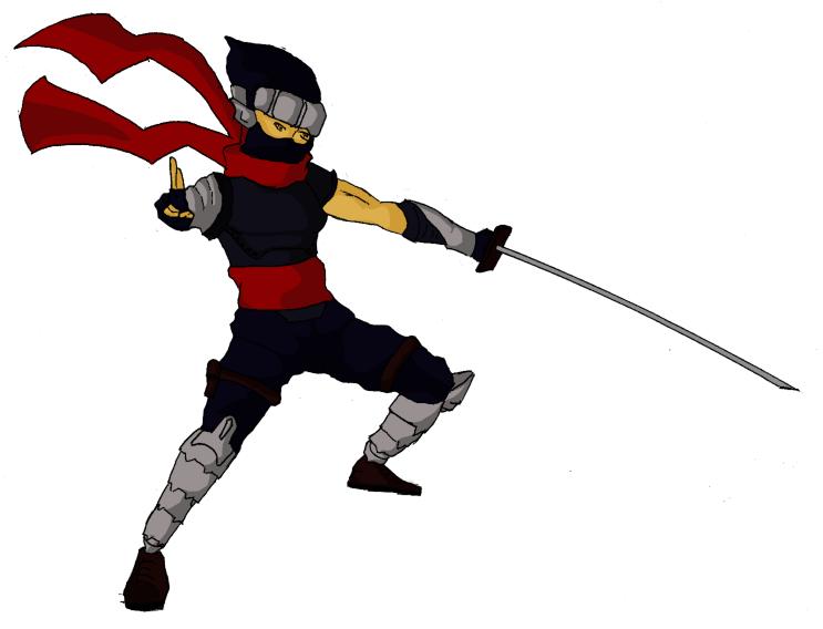 Mes petit dessins ^^. Ninja10