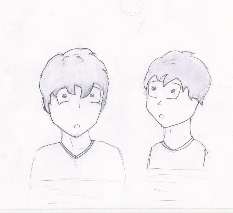 Mes petit dessins ^^. Sans_t12