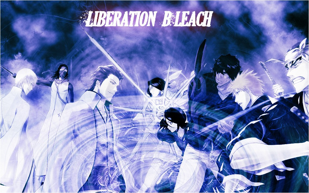 liberation-bleach !!