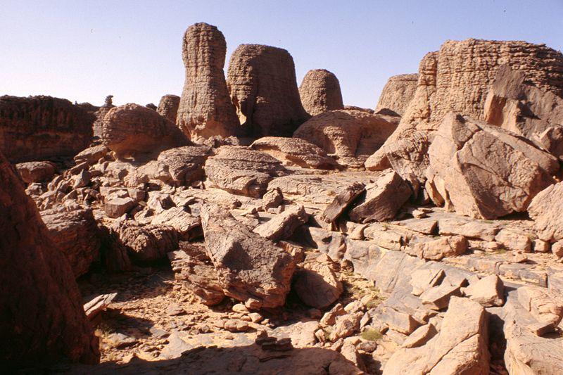 LES SITES DU PATRIMOINE MONDIAL (UNESCO) : LES 7 PERLES DE L''ALGERIE 800px-10