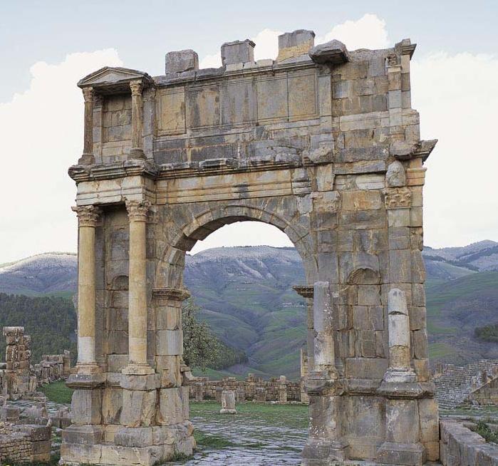 LES SITES DU PATRIMOINE MONDIAL (UNESCO) : LES 7 PERLES DE L''ALGERIE Site3713