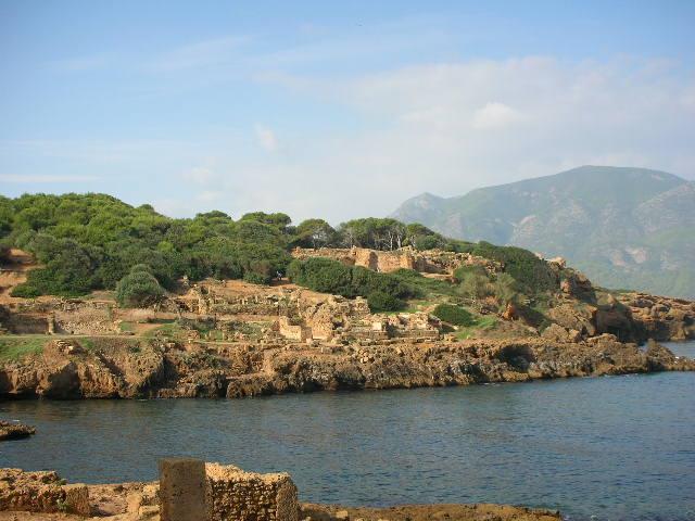 LES SITES DU PATRIMOINE MONDIAL (UNESCO) : LES 7 PERLES DE L''ALGERIE Tipasa10