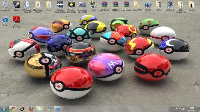 Your current desktop Untitl11