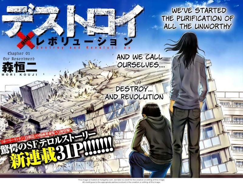 Destroy and Revolution Edestr10