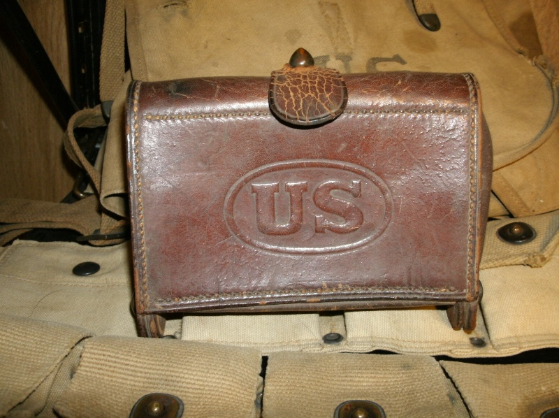 Reference: McKeever Pouch For .30 Caliber 00110