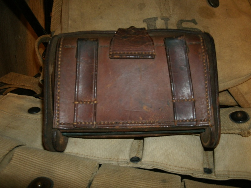 Reference: McKeever Pouch For .30 Caliber 00210