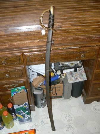 My Model 1860 Cav Saber Post-118