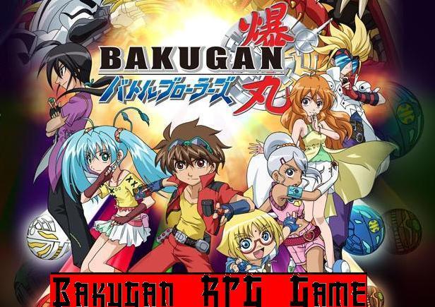 Bakugan RPG Game