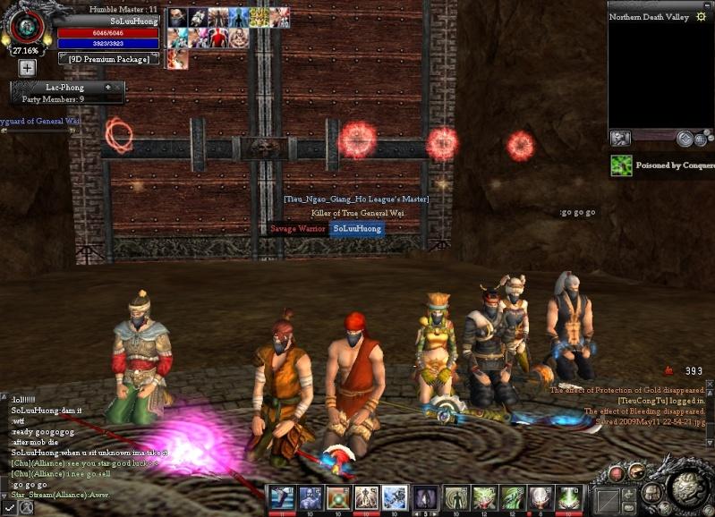 GW masked party! 2009ma14