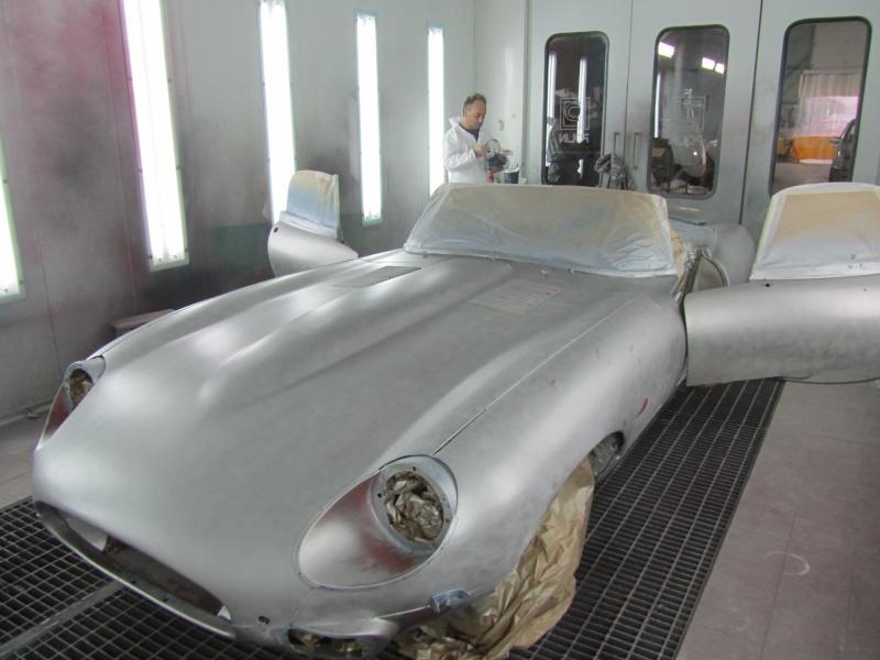 Bonjour je m'appelle Claudine, mon travail; la carrosserie et la peinture automobile 1_couc10